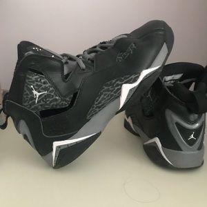 Youth Size 7 Jordan Shoes